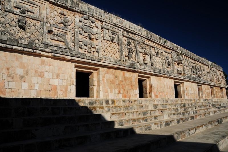 Cuadrangulo de las Monjas,  Uxmal