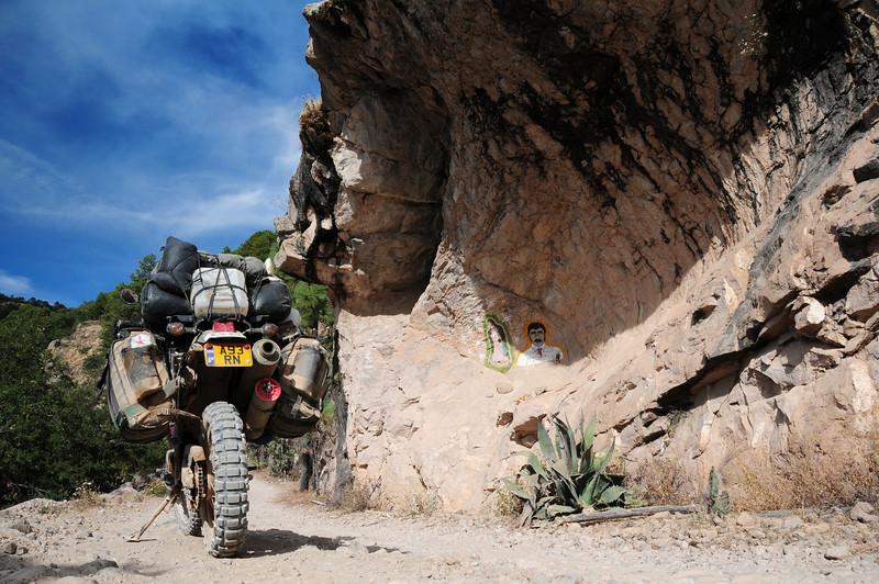 Near Cieregoita,  Copper Canyon