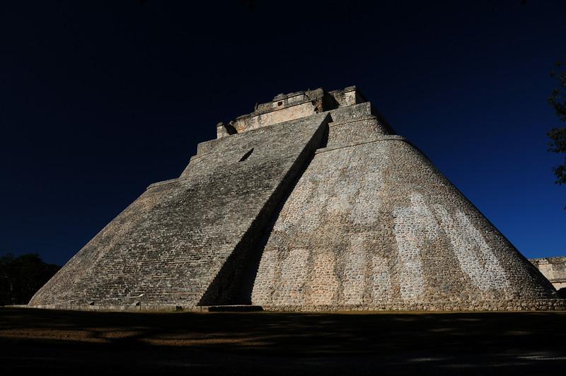 Pyramide del Adivino,  Uxmal