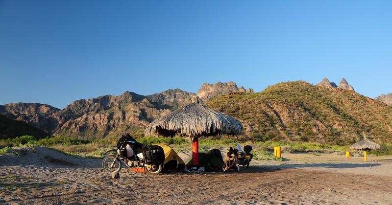 nr Juncalito, sth of Loreto,  Baja California