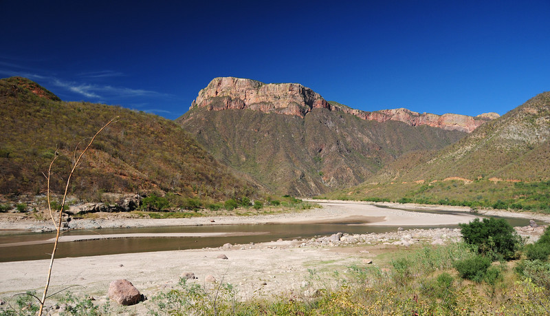 Near Tubares.  Copper Canyon