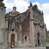 Metropolitan Tabernacle in Mexico City.