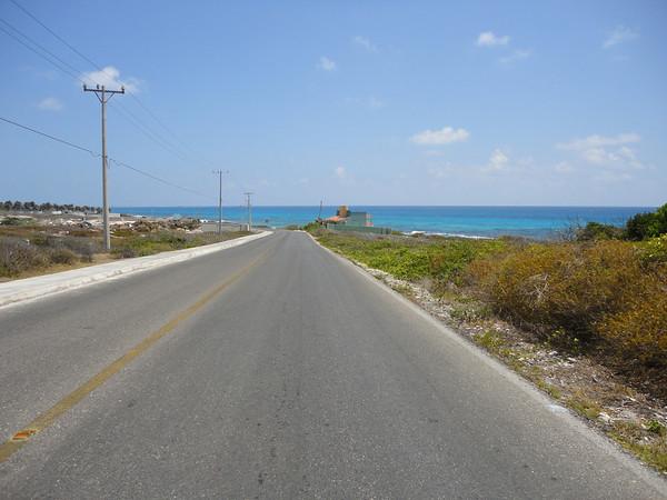 Caribbean Sea - so amazingly blue