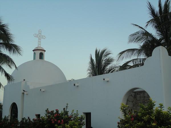 Church in Playa del Carmen