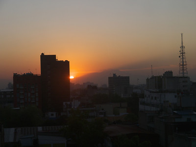 Dawn - Mexico City