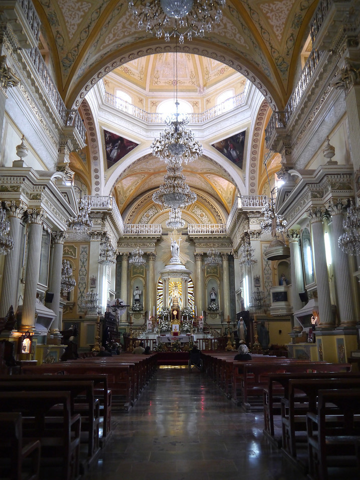 Churches of Guanajuato.