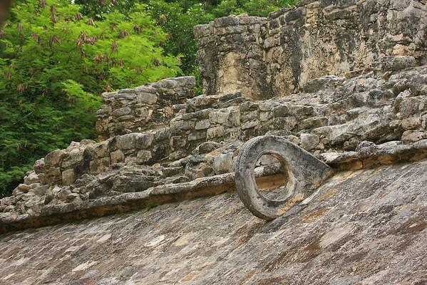 Ōllamaliztli - A Mayan ballgame