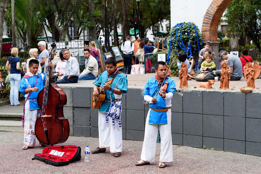 Plaza San Jacinto
