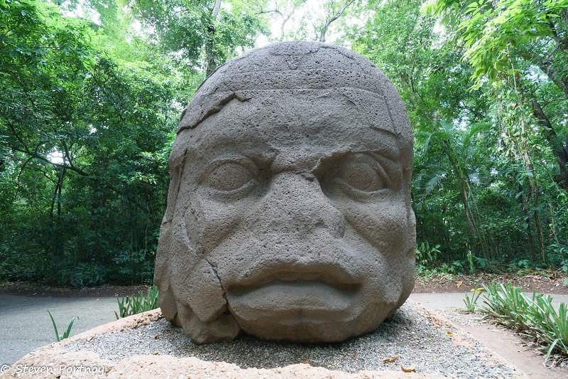 Parque-Museo La Venta, Villahermosa