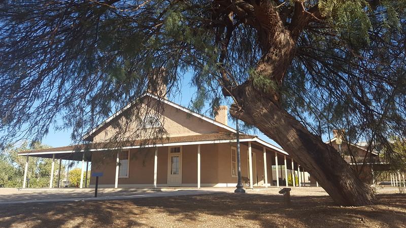 Yuma, Arizona Quartermaster Depot