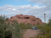 Papago Park in Phoenix