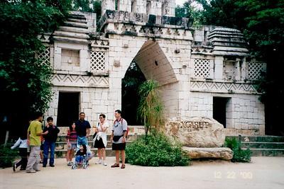 Mexico, Cancun - Dec 2000