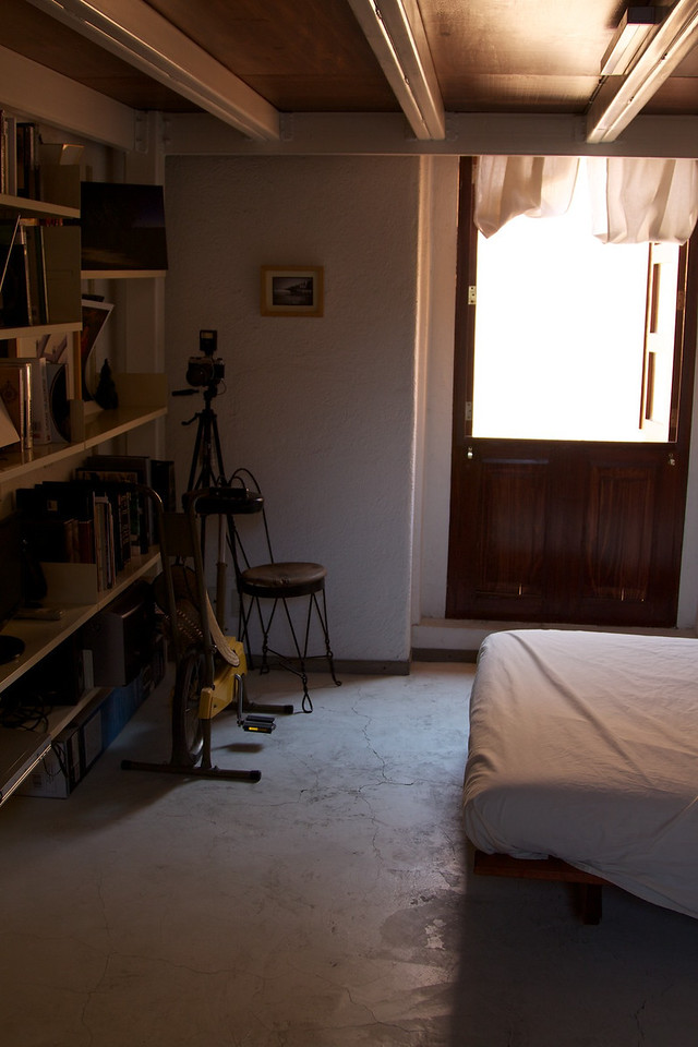 Downstairs office/bedroom.