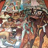 9/11 National Palace<br /> Diego Rivera murals