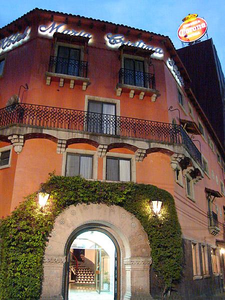 Hotel Maria Cristina, 31 Rio Lerma.