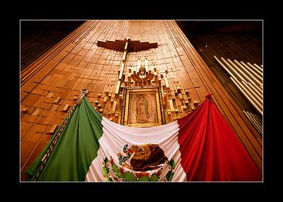 Basílica de Nuestra Señora de Guadalupe, Mexico City