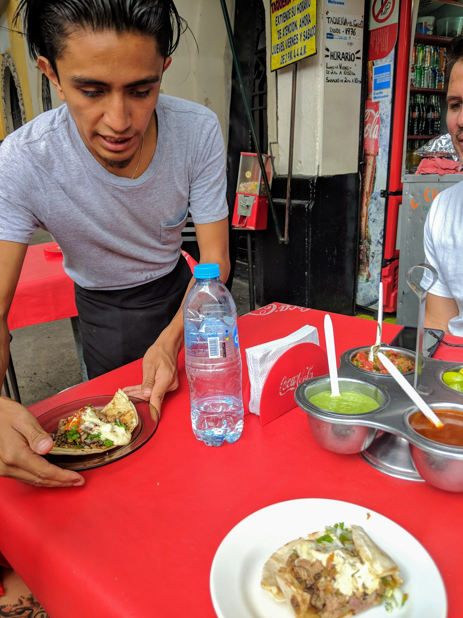 Tasty Bites Food Tours in La Condesa Mexico City