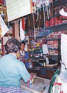 buying thread for braiding
