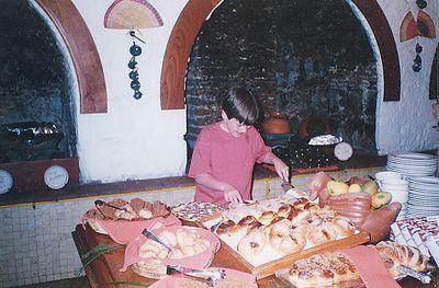 Oaxaca Camino Real Breakfast01