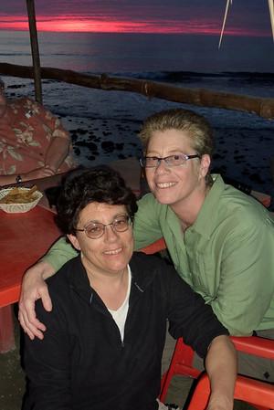 Joann and Laura