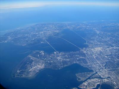 Tampa & McDill Air Force Base, FL