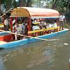 Boat ride in Tequisquiapan
