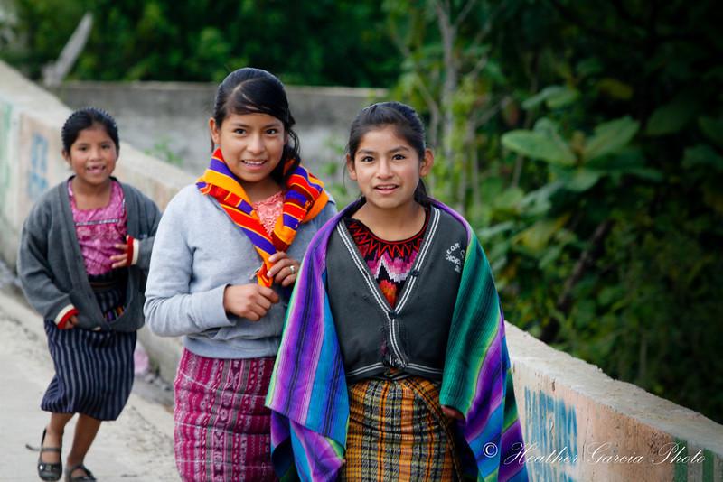 Guatemanlan girls