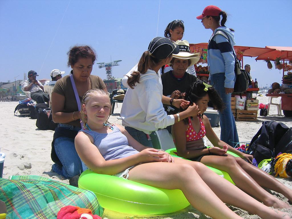 Mexico 2004 Braids B