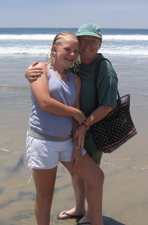 Mexico 2004 Sarah & Sharon Beach B