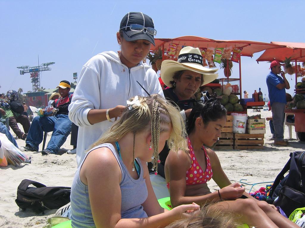 Mexico 2004 Braids A