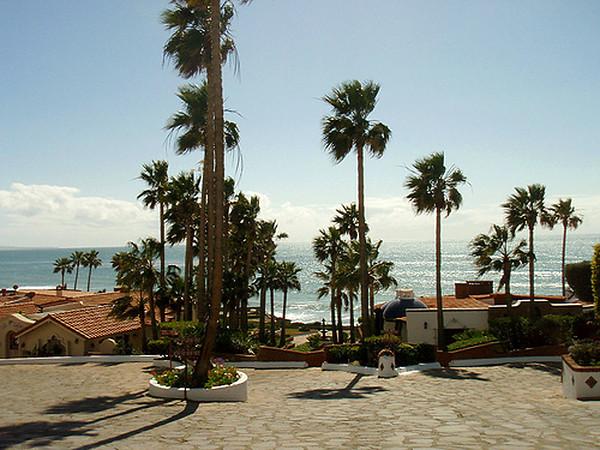 Las Gaviotas View of Ocean