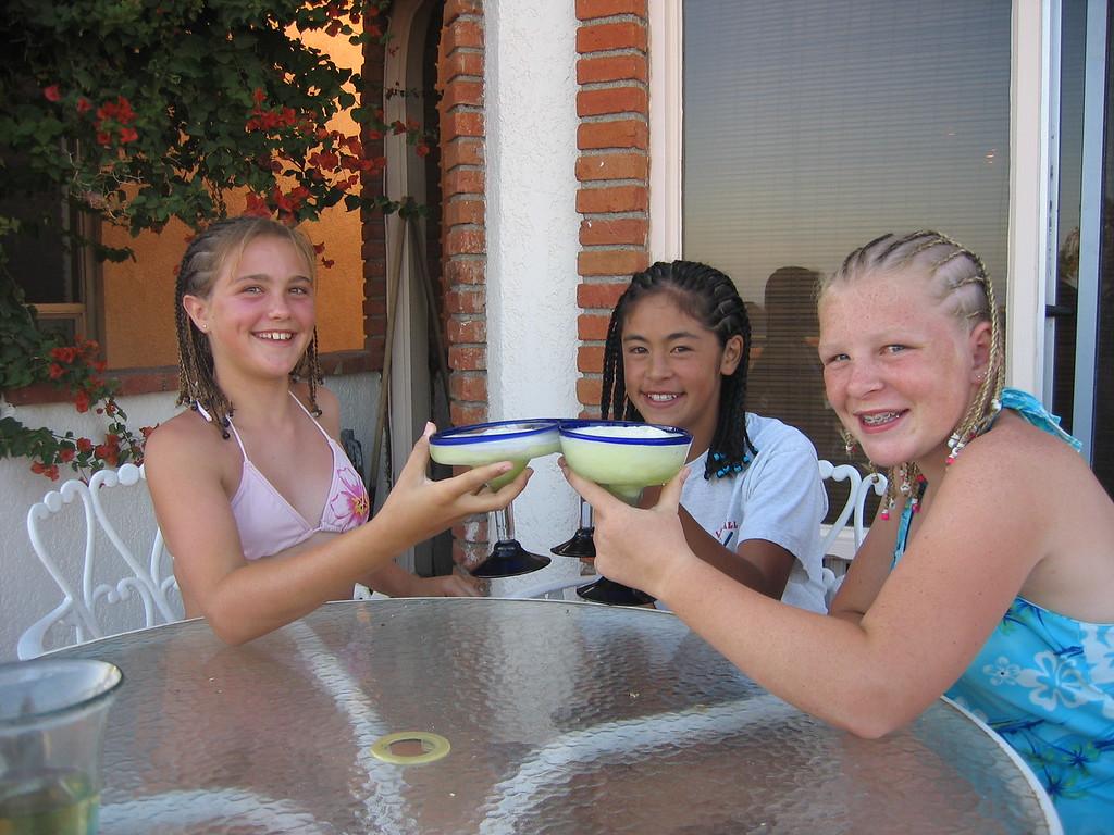 Mexico 2004 Girls & margaritas