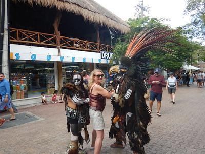 Mayan actors