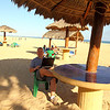 Holiday Inn (SA5-82 meeting hotel) in San Jose Del Cabo, Mexico - working at the beach