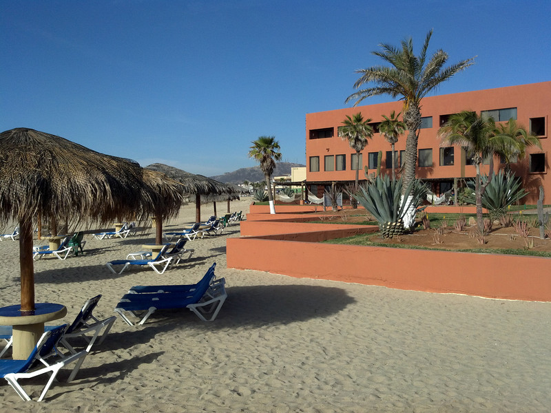Holiday Inn (SA5-82 meeting hotel) in San Jose Del Cabo, Mexico
