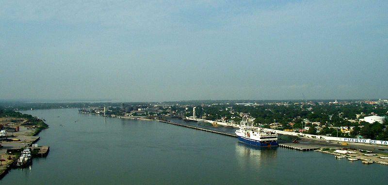 El Puerto de Tampico.