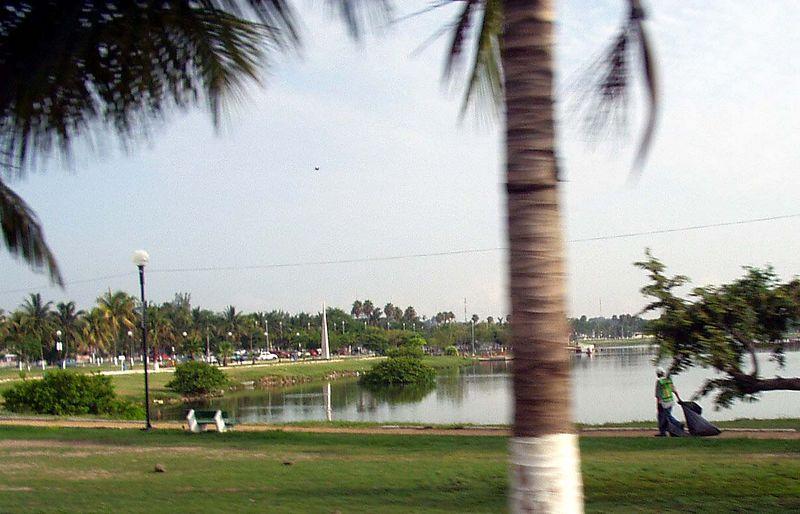 La Laguna en Tampico.