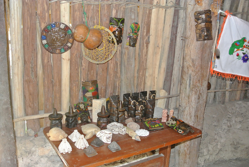These are all hand made items by the family.