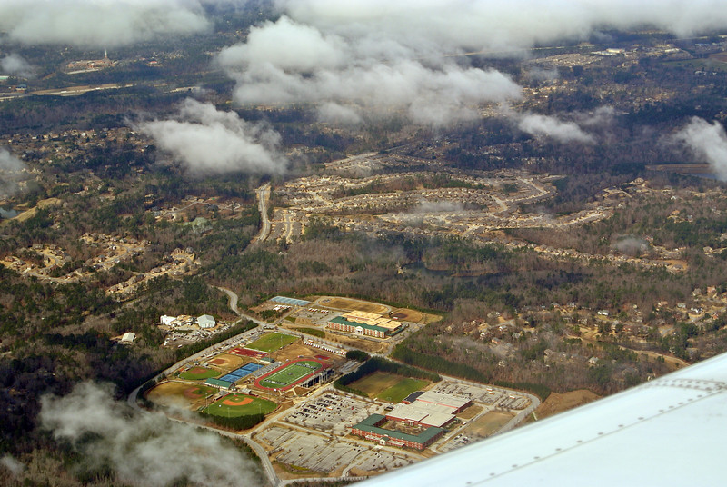 Berry Middle School and Spain Park High School, Hoover, AL