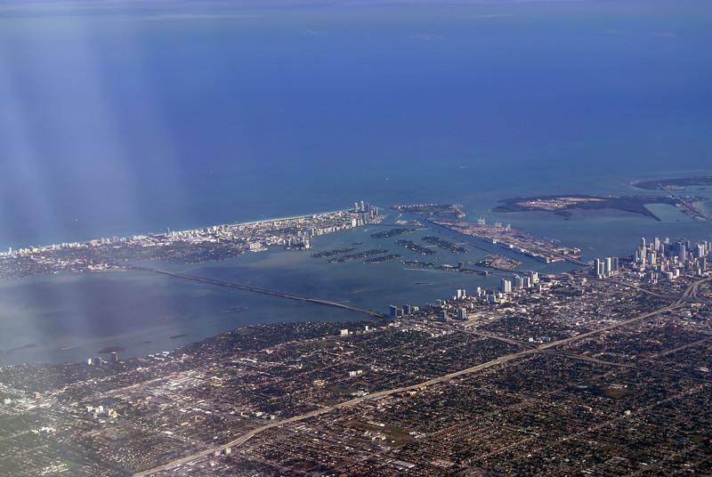 Miami and Miami Beach