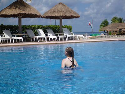 Emma Mexico USA Trip October 2013 Cozumel