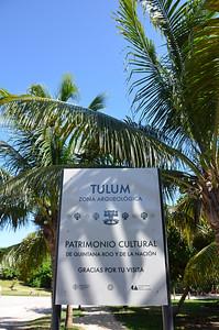 Mexico October 2013 Tulum Yucatan