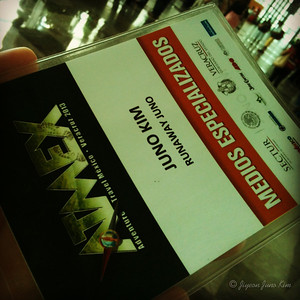 Credential at ATMEX 2013