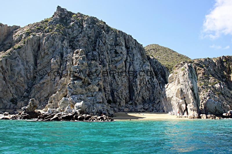 Lover's Beach, Cabo