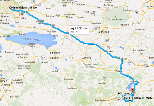 Bill and Maryann's trip to Patzcuaro.  Feb 3 - Feb 10.<br /> Guadalajara - Cento Historico<br /> Patzcuaro<br /> Santa Clara del Cobre<br /> Zirahuen<br /> Janitzio<br /> Guadalajara - Tlaquepaque