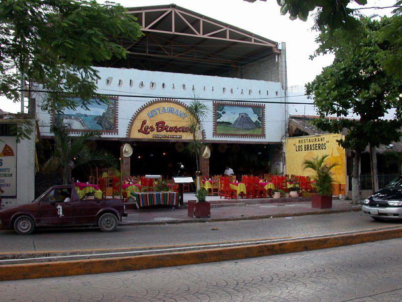 Cancun City on mainland