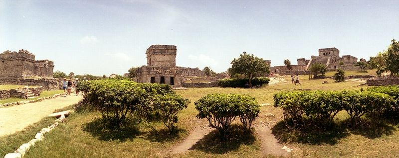 Panorama tanken with Horizon 202 Tulum