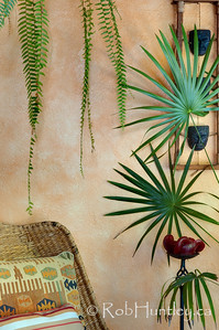 Beautiful decor at Casa Candiles, Ixtapa, Mexico © Rob Huntley