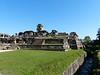 Palace & Aquaduct<br /> Palenque, Chiapas, Mexico