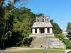 Temple of the Sun<br /> Palenque, Chiapas, Mexico